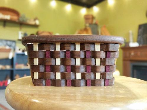 Napkin Basket (Walnut)