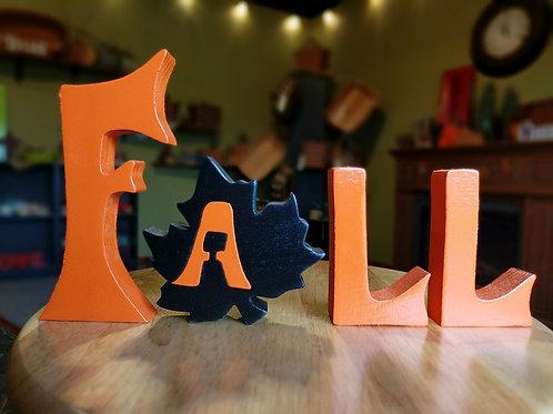 """""""Fall"""" word"""