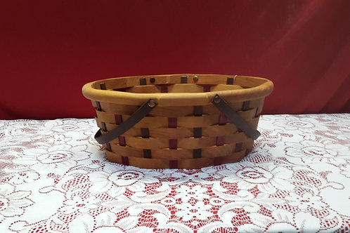 5 Weaver Basket *Oval*