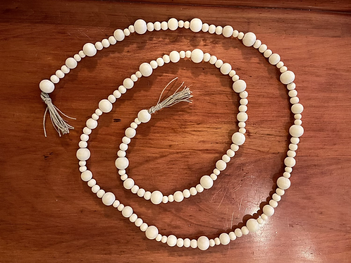 Long Bead Garland