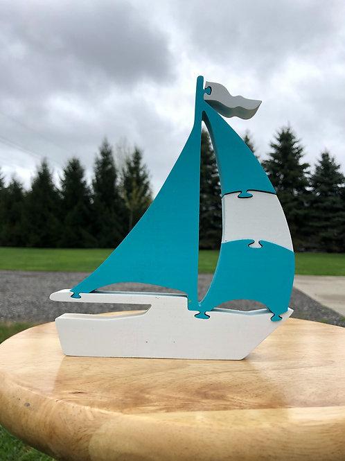Sailboat Puzzle (small)