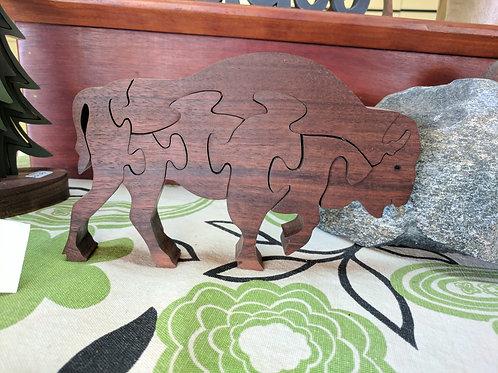 Boaz Bison Puzzle