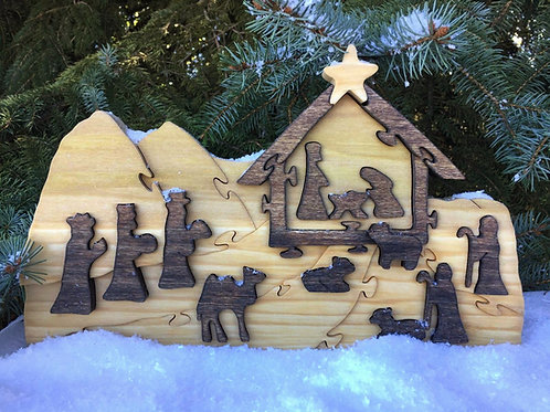 Advent Nativity