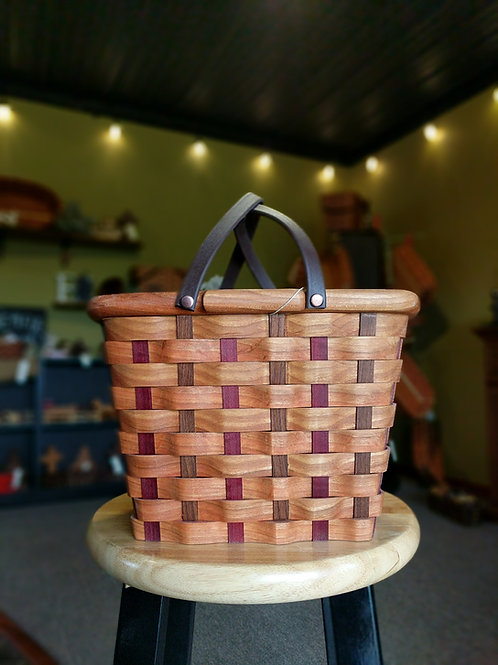 9 Weaver Basket *Rectangle*