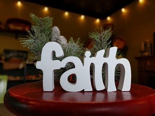 Faith (Small Inspirational)