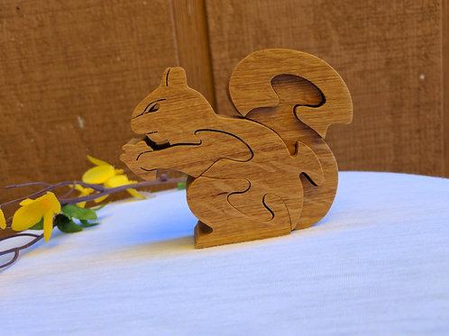 Mini Squirrel Puzzle