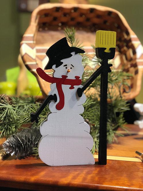 Lumpy Snowman