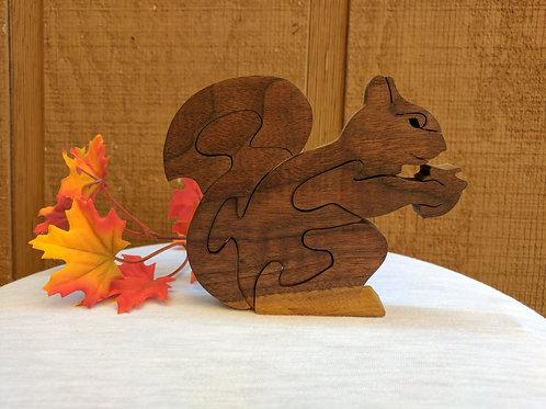 Solomon Squirrel Puzzle