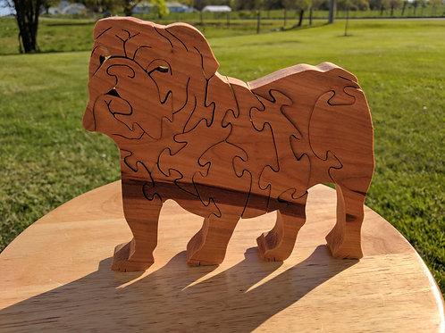 Benaiah Bulldog Puzzle