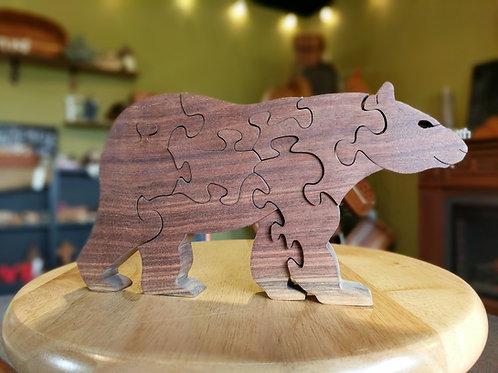 Barnabas Bear Puzzle