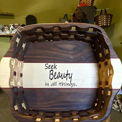 Pie Carrier Basket