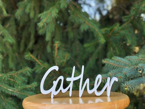 Gather Word