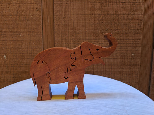 Ethan Elephant Puzzle