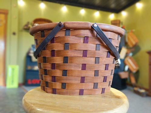 9 Weaver Basket *Oval*