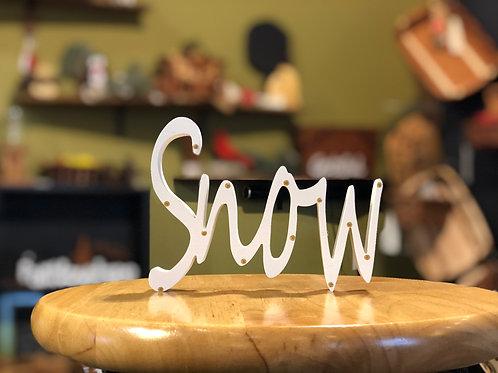 Snow Word