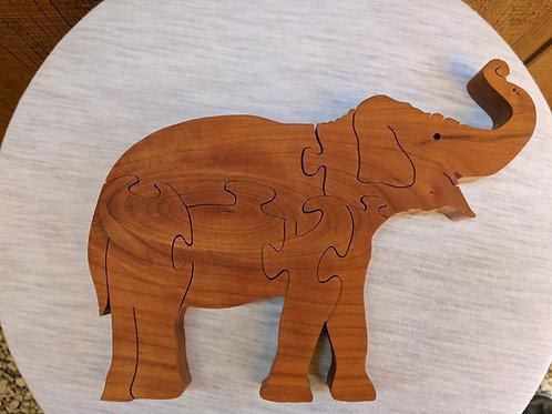 Elijah Elephant Puzzle