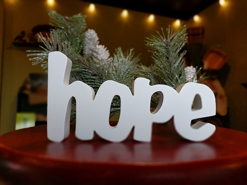 Hope (Small Inspirational)