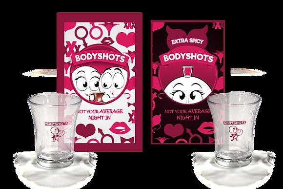 BodyShots Spicy Bundle