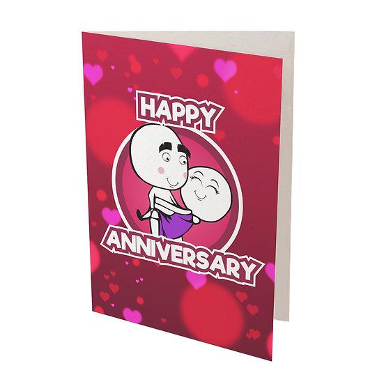 Cute Anniversary Card