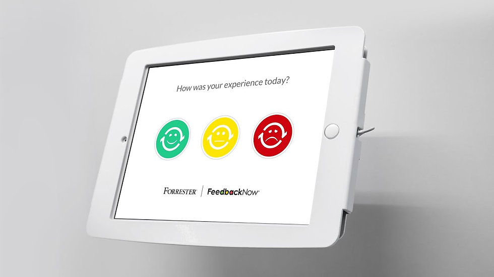 Customer experience monitoring system