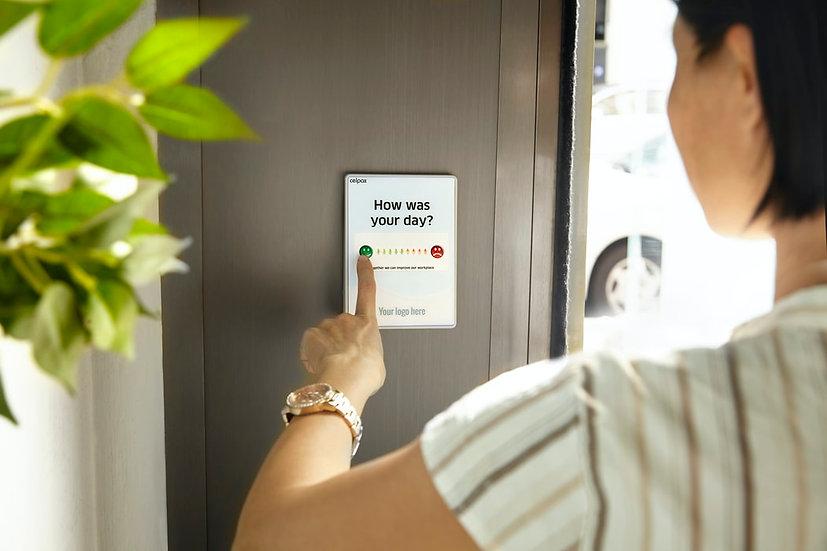 Self-service employee feedback portal