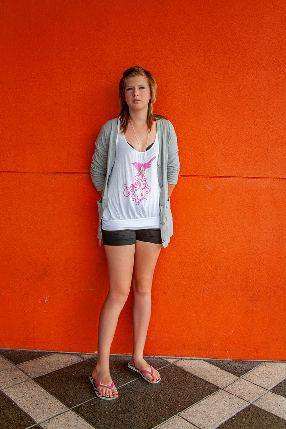 Girl in Maroochydore