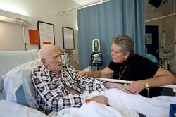 Gus in palliative care