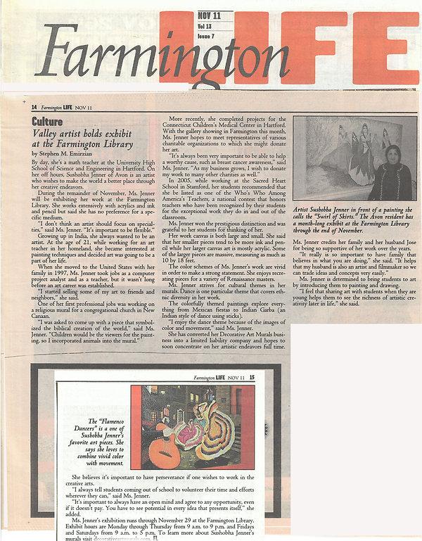 Press Release - Farmington Life