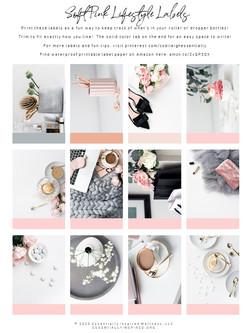 Soft Pink Lifestyle