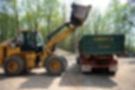 dumping Tłuczeń