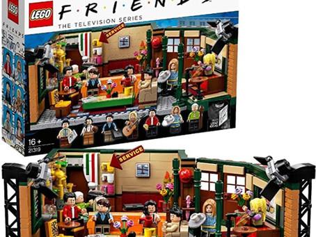 LEGO della serie TV Friends: esiste un regalo migliore per i fan della serie?