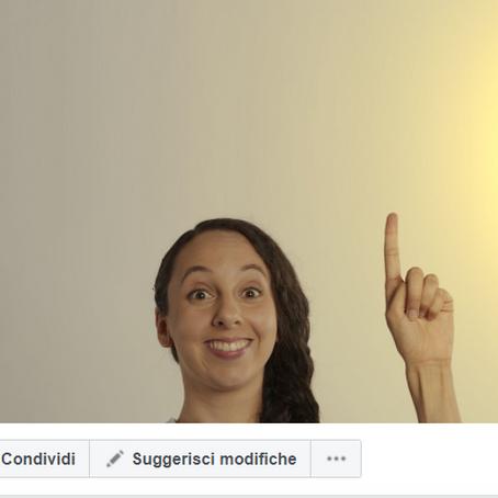 Da oggi RegaloSuper.com è su Facebook!