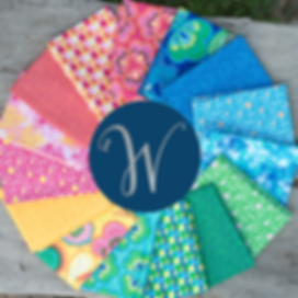 Windham Fabrics, Spring Bloom Fabric, Bella Caronia