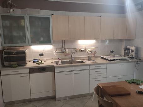 Cambio ante senza cambiare la cucina