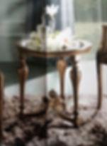Tavolino da salotto particolare