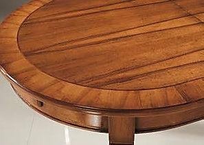 Tavolo ovale apribile