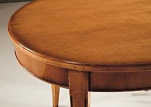Tavolo classico su misura