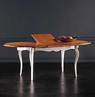 Tavolo apribile ovale