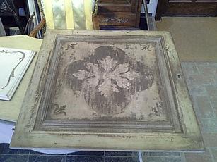 pannelli legno laccati e decorati