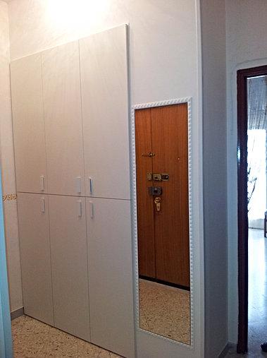 La sartoria del mobile armadio ingresso - Cassettiera a specchio mercatone uno ...
