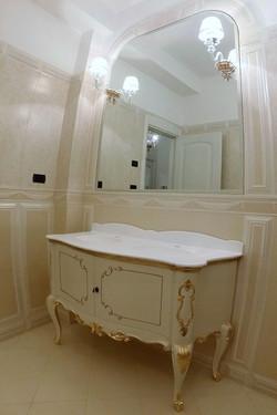 Base bagno