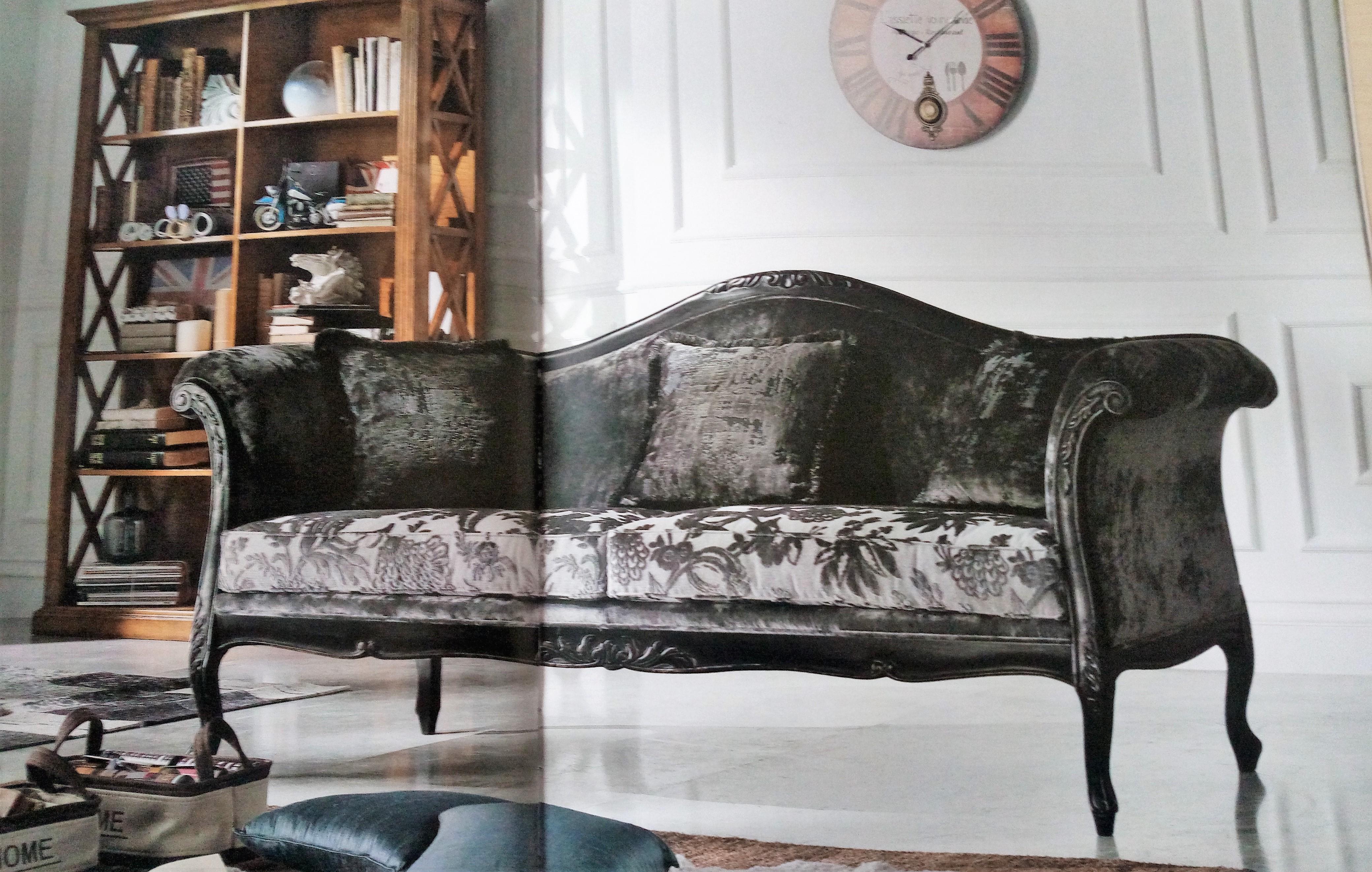 RH 6147 divano 3 posti