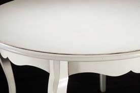 Tavolo laccato