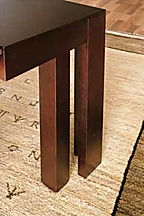 Gamba per tavolo moderno