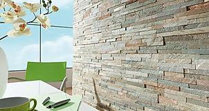 rivestimenti murali, rivestimento con pietre