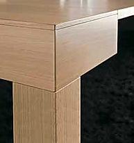 gamba tavolo moderno