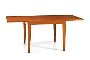 Tavolo moderno quadrato apribile