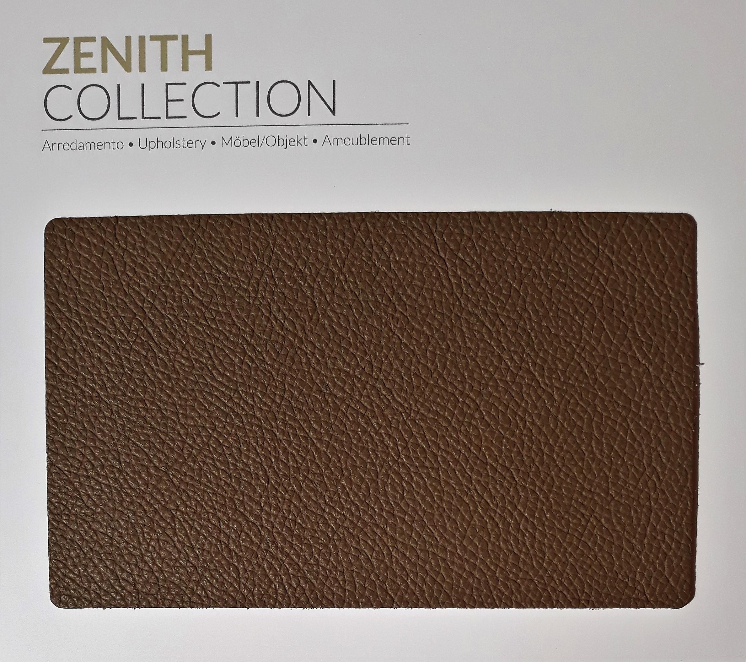 Zenith  pelle bovina smerigliata e stampata 1