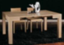 Tavolo apribile moderno