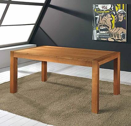 Tavolo moderno grezzo